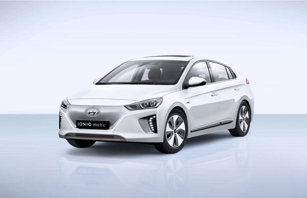 Hyundai Ioniq Electrique