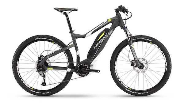 haibike-Sduro-vélos à assistance électrique