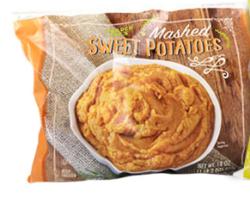 Trader Joe's Mashed Sweet Potatoes