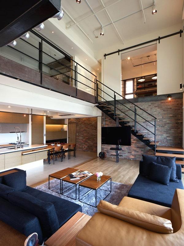 El Penthouse Ideal Para El Hombre Moderno LEMONBE El