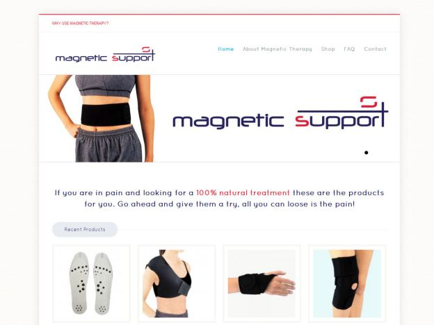 MagneticSupport