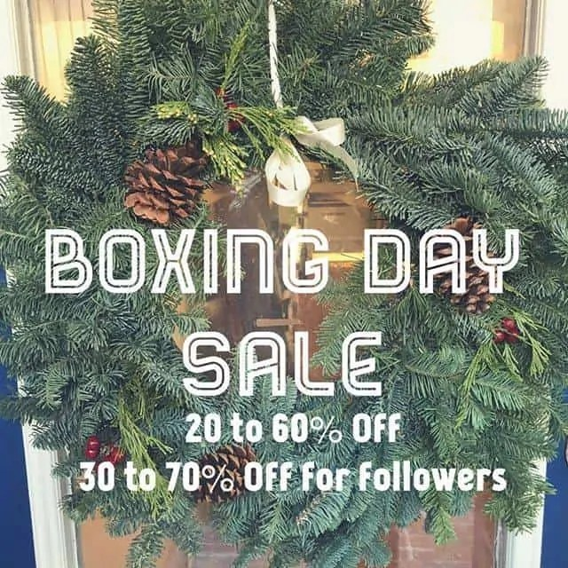 Lemonceillo Boxing Day Sale