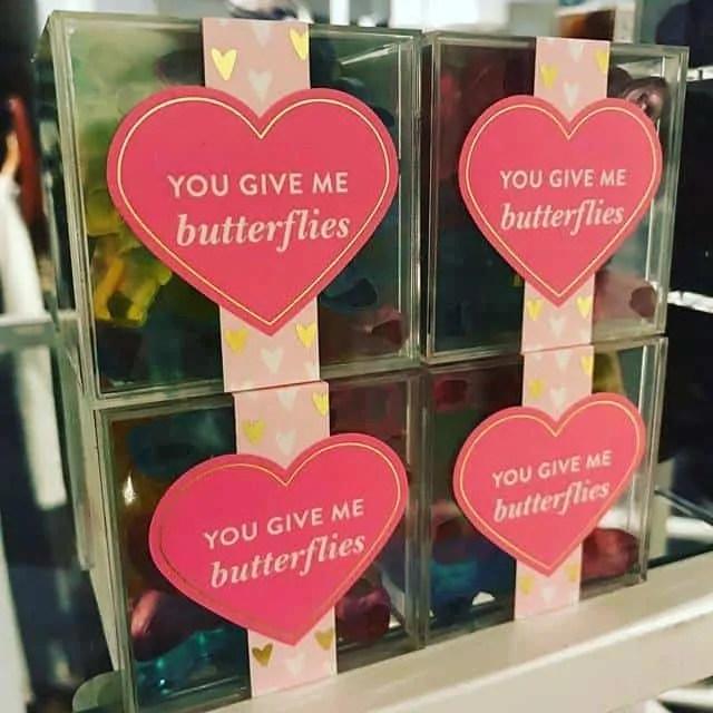 Sugarfina Butterfly Gummies