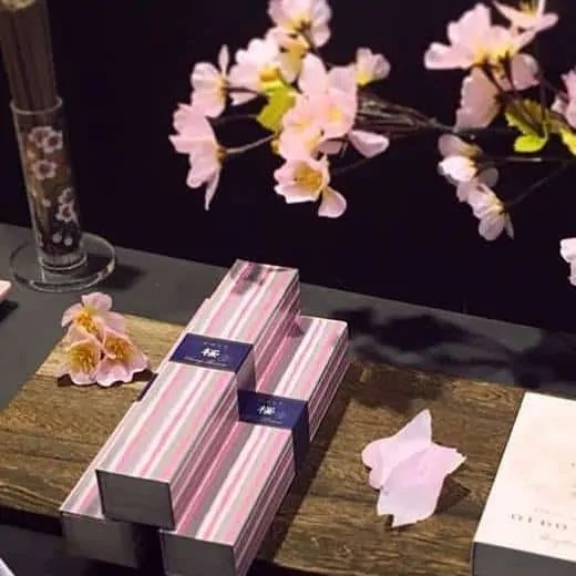 Nippon Kodo Cherry Blossom Incense