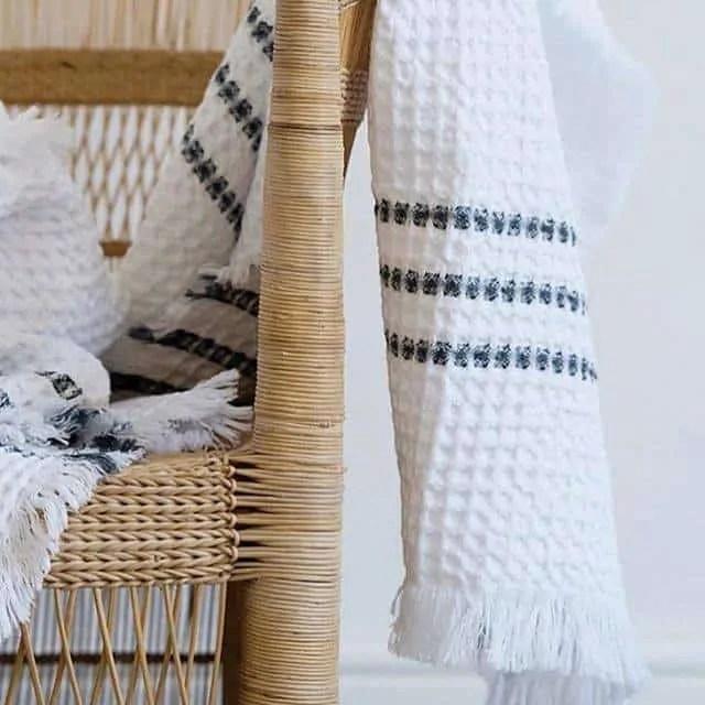 Mungo Design Waffle Weave Towels