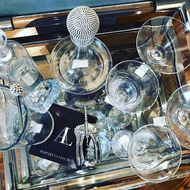 Alan Lee Collection barware