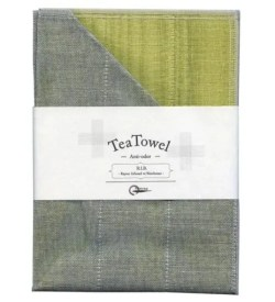 Nawrap Tea Towel Citrus w/ Binchotan Charcoal