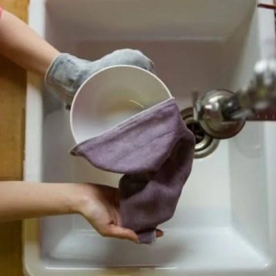 RIB Binchotan Dishcloth
