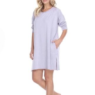 Urban MuuMuu Loungewear Tunic - Lilac