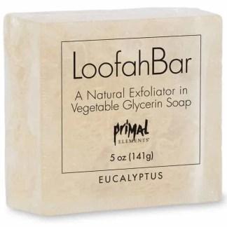 Primal Elements Loohah Soap - Eucalyptus