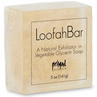 Primal Elements Loofah Soap – Salted Lemonade