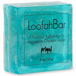 Primal Elements Loofah Soap - Facets of the Sea