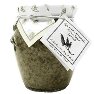 Spinach & Artichoke Bruschetta Spread