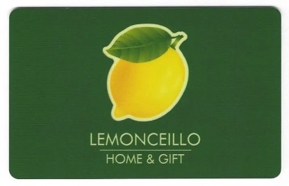 Lemonceillo Gift Card