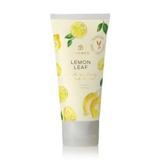 Lemon Leaf Hand Cream