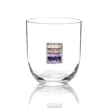 Amethyst Crystal Ice Bucket