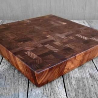 Wooden Palate Chop Block