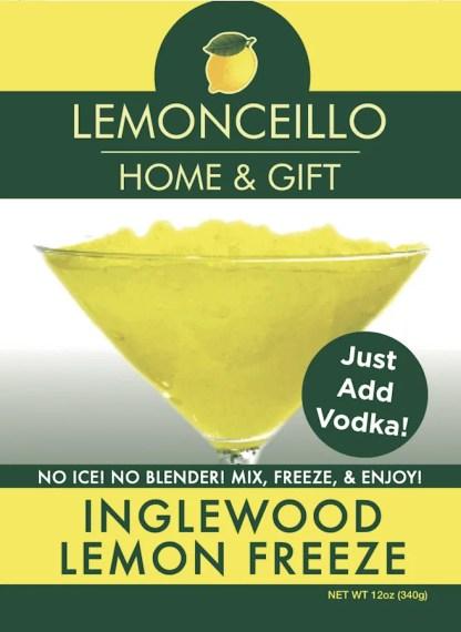 Inglewood Lemon Freeze