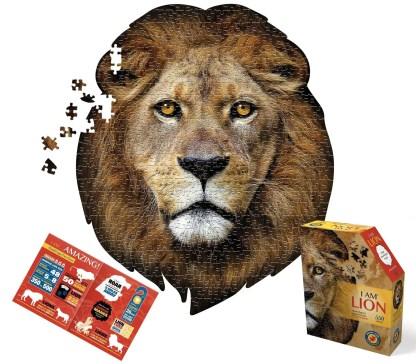 I Am Lion Puzzle