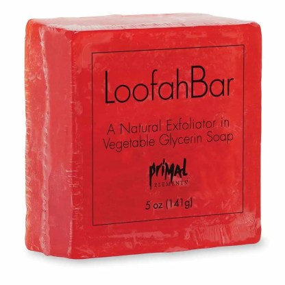 Primal Elements LoofahBar Soap - Watermelon