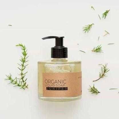 Munio Juniper Organic Soap