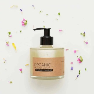 Munio Wildflowers Organic Soap