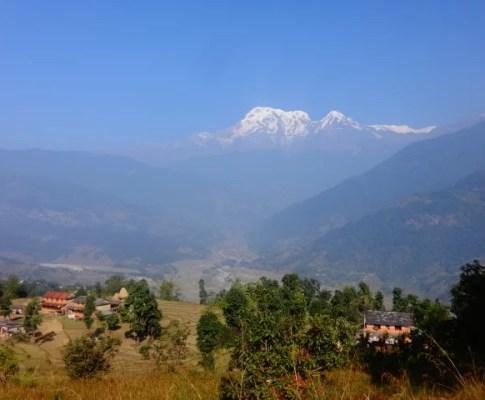 Népal : Trek dans les montagne de l'Himalaya