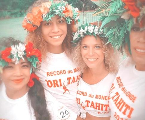Défi Tahiti: 3 semaines pour apprendre le Ori