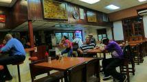 Café Coca-Cola : le plus vieux café restaurant de la ville, qui aurait reçu la visite de Che Guevara et de Pablo Neruda