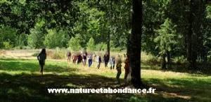 ballade découverte journée portes ouvertes 2019 Florence Laporte Carole Elimiah