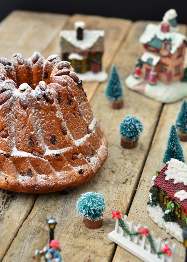 kouglof de Noël