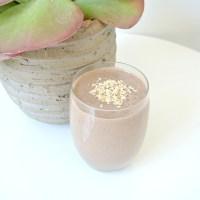 RECETTE // Le smoothie chocolaté healthy et gourmand