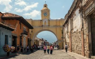 GUATEMALA – A walk down the streets of Antigua