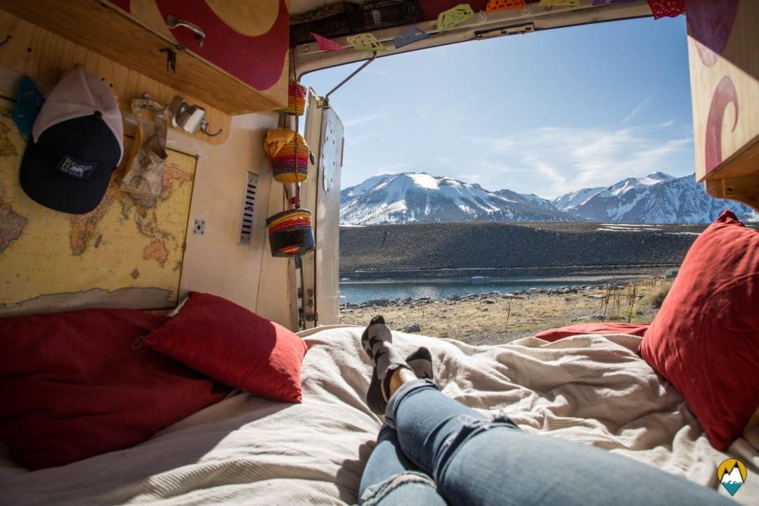 Argent et Vanlife - Comment gagner des sous lorsque l'on vit dans son van