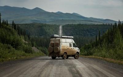 Conduire la Dempster Highway : expérience, guide et conseils