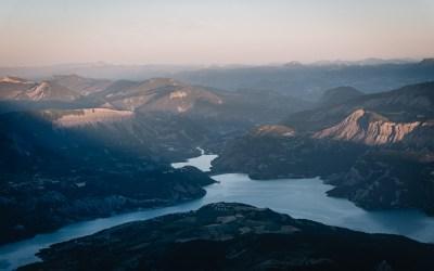 Hautes Alpes : un long week-end autour du lac de Serre-Ponçon