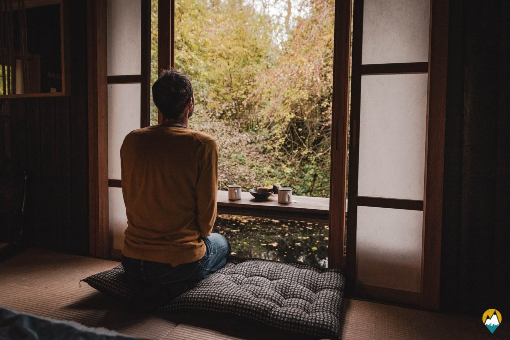 Baie de Somme - Le Bruit de l'eau - Haïku, la chambre japonaise