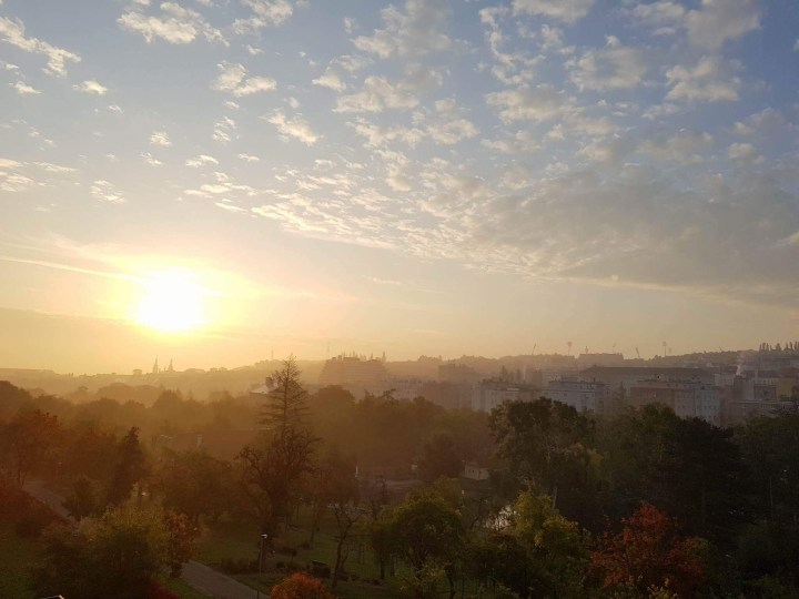 Podzimní balkonový fotoupdate