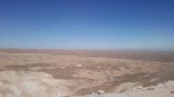 En arrivant à Arica...