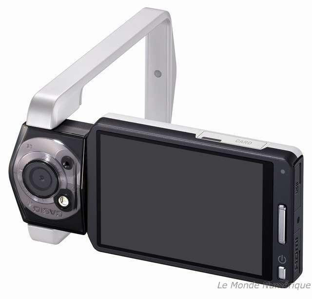 casio lance un appareil photo avec