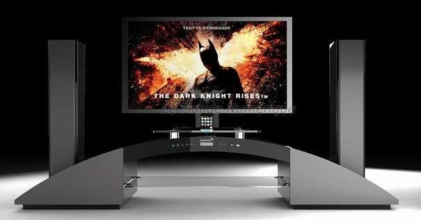 meuble home cinema soundvision