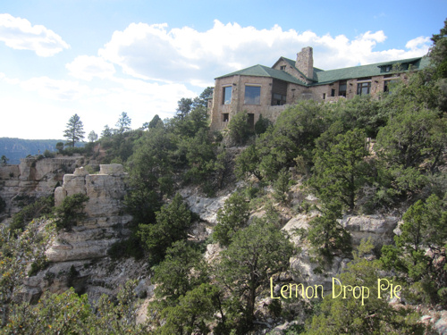 North Rim lodge