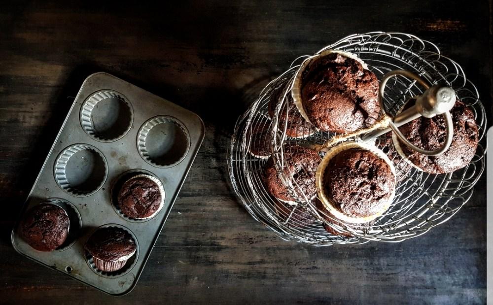 muffins cioccolato