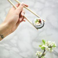 Sushi - szef kuchni Maciej Handzel