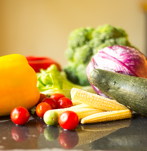 Photostory: Vegetables
