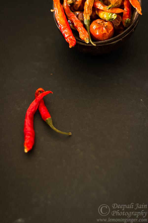 Dry Red Chillies | How To