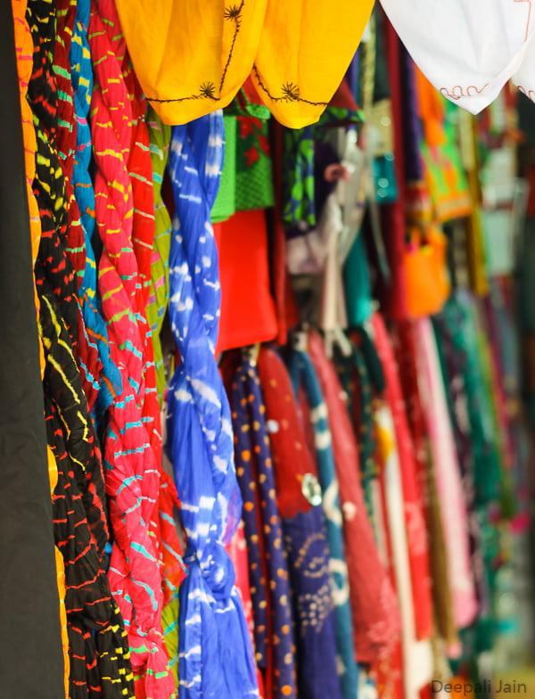 Random Shop and Ware at Mall Road, Mahabaleshwar