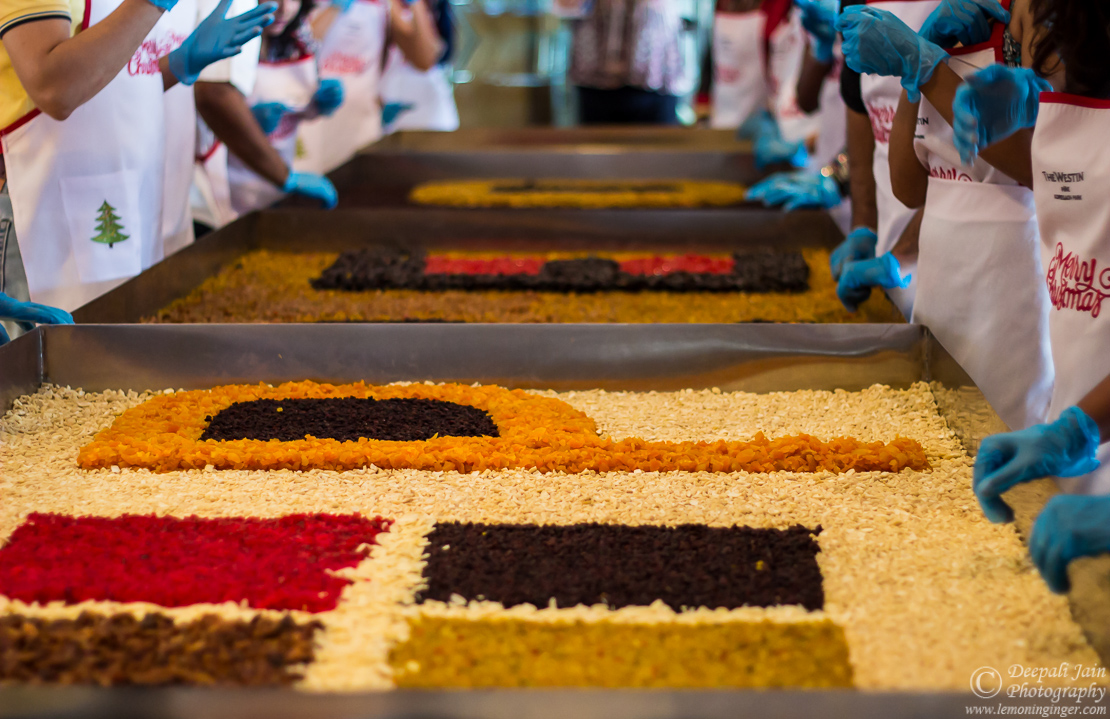 Annual Cake-Mixing Ceremony | Westin Pune