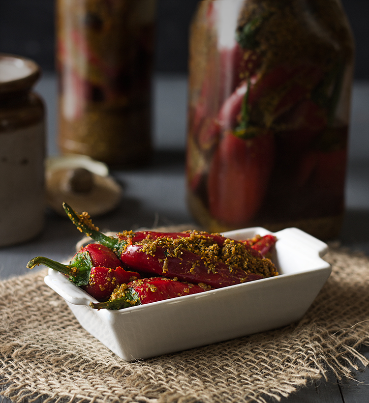 Red Chilli Pickle