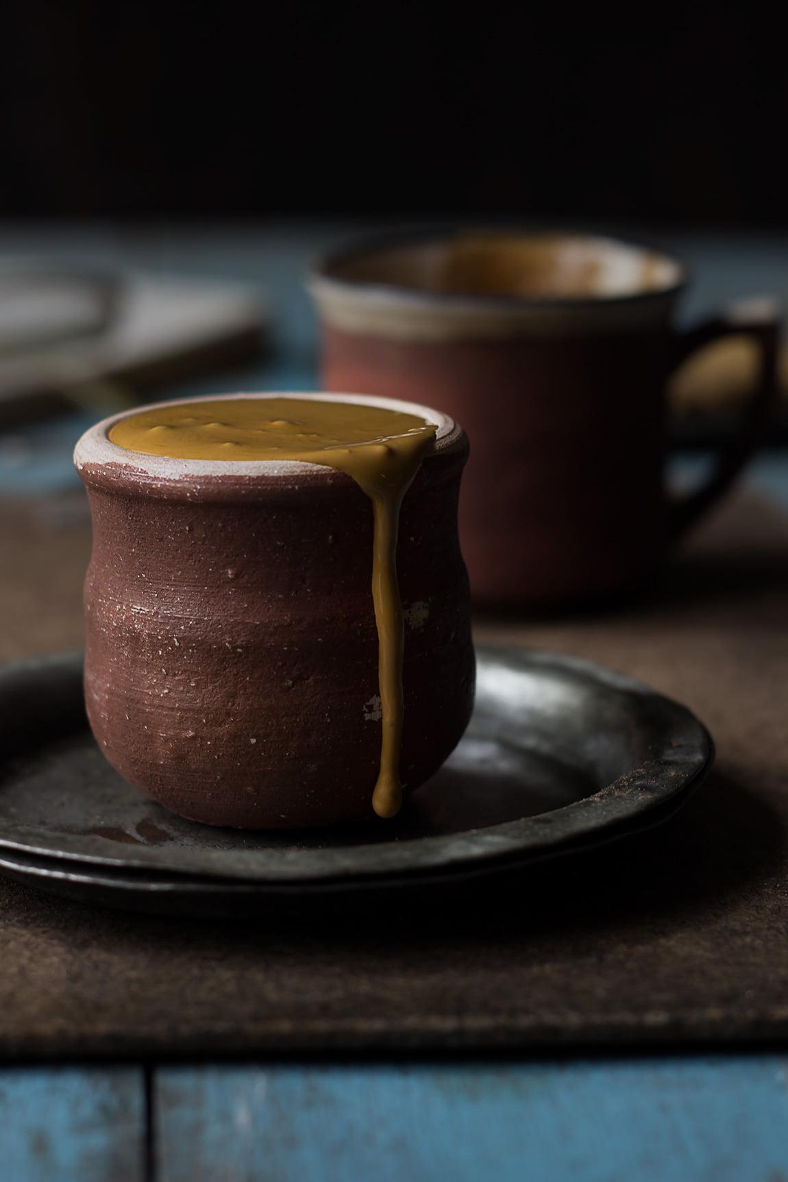 Beaten Coffee | Indian Style